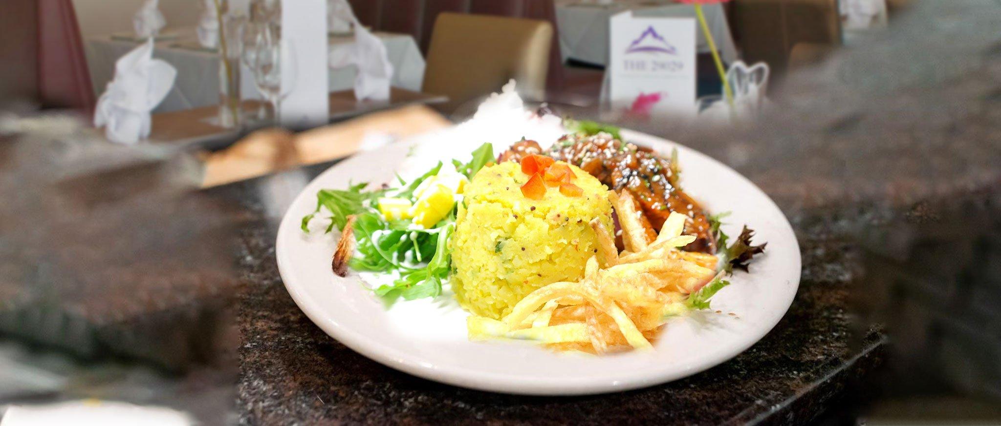 food-pic - The 29029 Restaurant Wareham UK